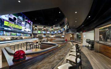 716 Food & Sport for BHNT Architects