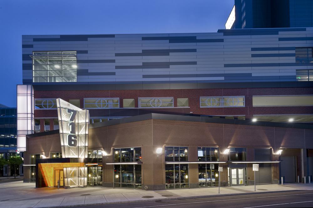 Harborcenter Marriott Hotel D V Brown Amp Associates Inc